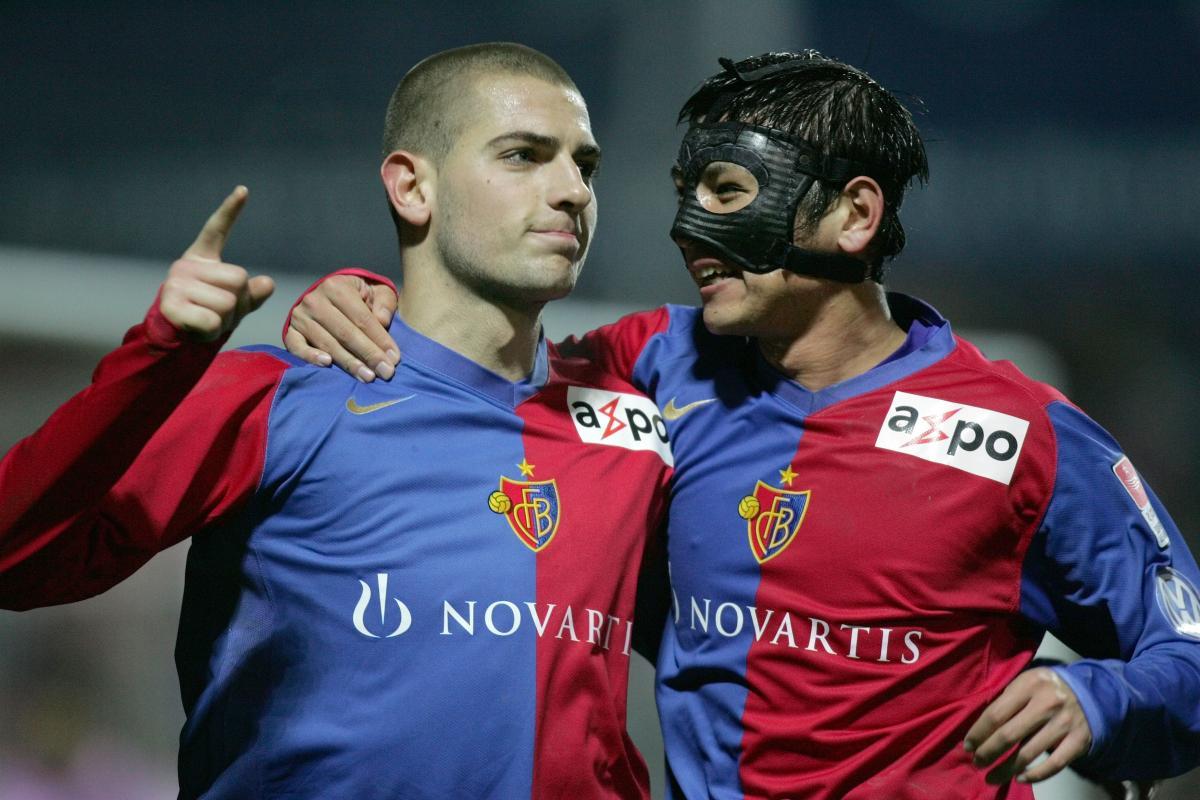 Fussball Super League - FC Aarau - FC Basel